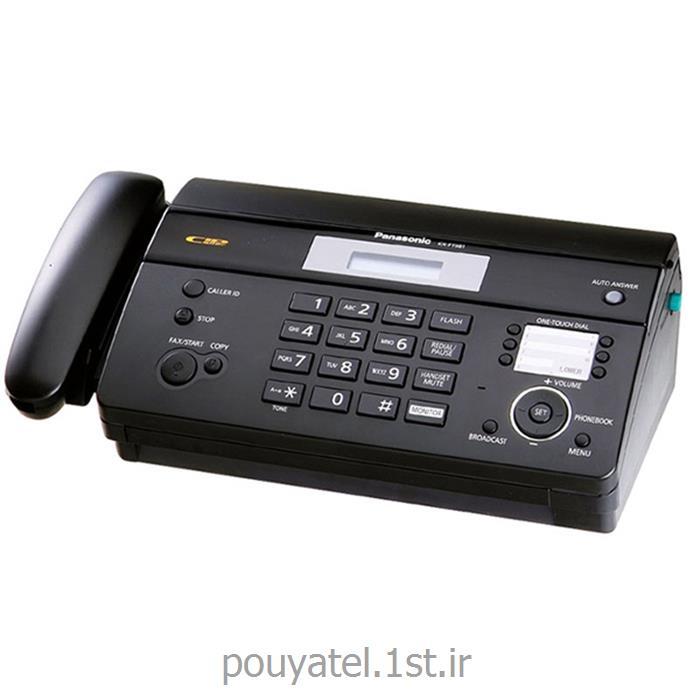 عکس دستگاه فکس (فاکس)دستگاه فکس حرارتی پاناسونیک مدل KX-FT981