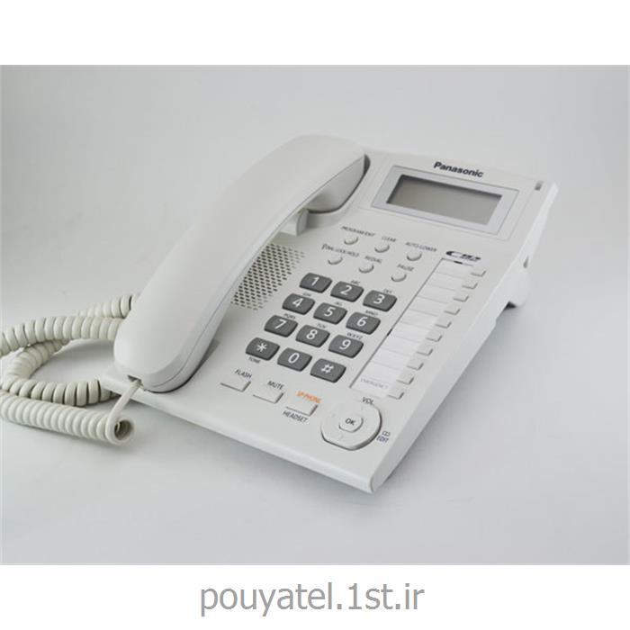 عکس تلفن با سیمتلفن رومیزی باسیم پاناسونیک مدل KX-TS880MX