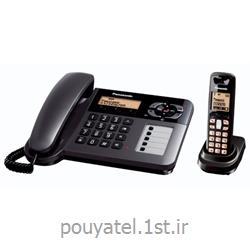 گوشی بیسیم پاناسونیک مدل Panasonic KX-TG6461