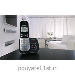 عکس تلفن بیسیمتلفن بی سیم پاناسونیک مدل KX-TG6821