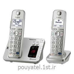 تلفن بیسیم پاناسونیک دو گوشی مدل KX-TGE262