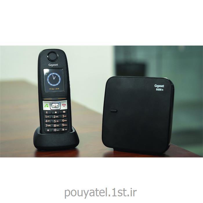 عکس تلفن بیسیمگوشی بیسیم گیگاست المان مدل Gigaset E630A