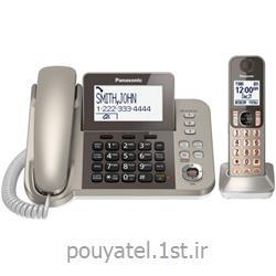 عکس تلفن بیسیمگوشی بیسیم پاناسونیک مدل  KX-TGF350