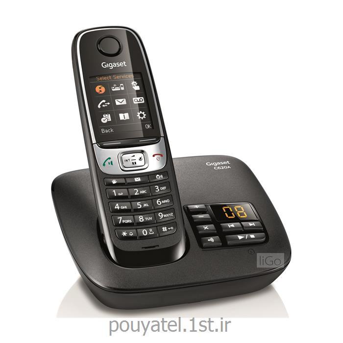 تلفن بی سیم گیگاست مدل C620 A<