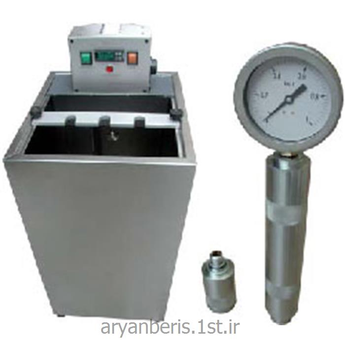 دستگاه اندازهگیری فشار بخار