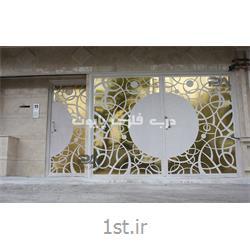 پک کامل درب فلزی پایون کد 012