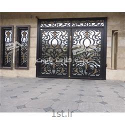 درب ورودی ساختمان  کد 034 به صورت پک کامل