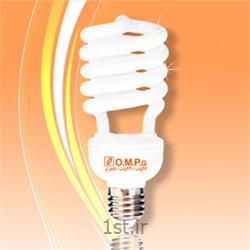 لامپ کم مصرف 26 وات نیم پیچ