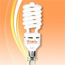 عکس لامپ کم مصرف و فلورسنتلامپ کم مصرف 40 وات نیم پیچ