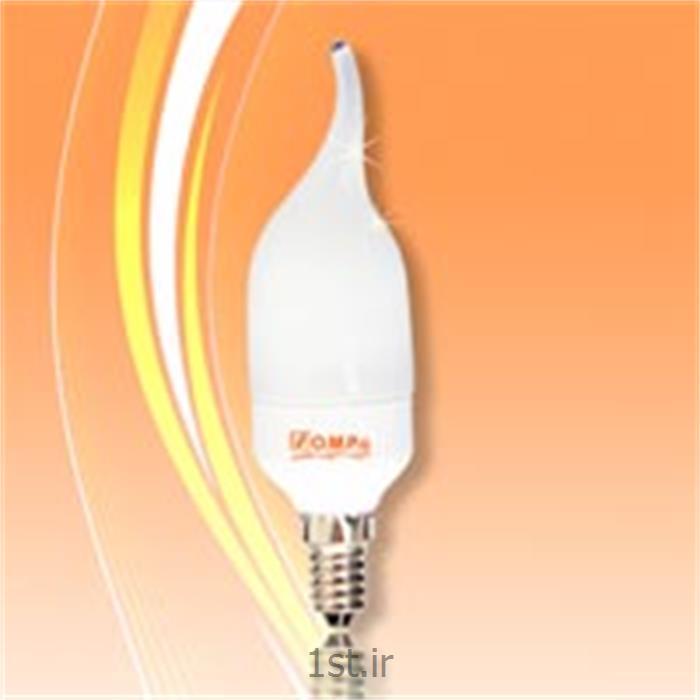 عکس لامپ کم مصرف و فلورسنتلامپ کم مصرف 11 وات اشکی