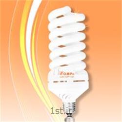 لامپ کم مصرف 60 وات تمام پیچ (اسپیرال)