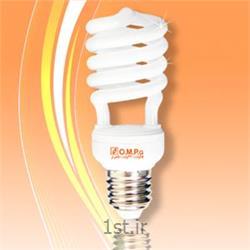 لامپ کم مصرف 18 وات نیم پیچ