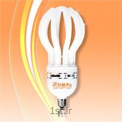 عکس لامپ کم مصرف و فلورسنتلامپ کم مصرف 60 وات لوتوس ( اتحاد )