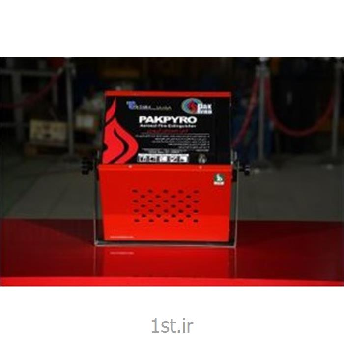 عکس وسایل اطفاء حریقاطفاء حریق ایروسل 1 کیلوگرمی یک طرفه مدل 1p6021