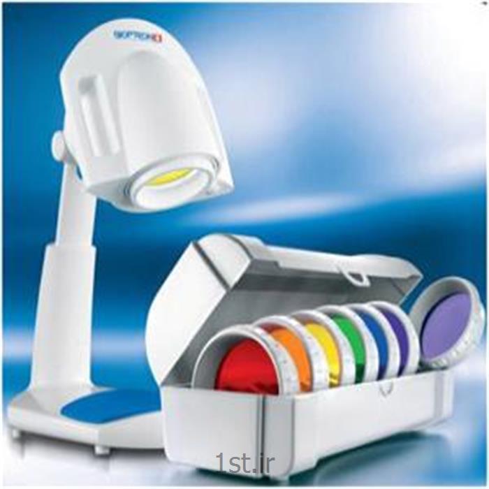 عکس خدمات درمانی فیزیوتراپیالتیام زخمهای دیابتی با نور درمانی (Bioptron)