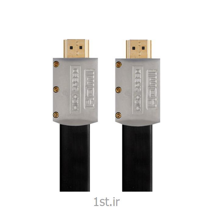 کابل HDMI2.0 Flat Cable کی نت پلاس مدل KP-HC170 به متراژ 30 متر
