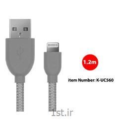 کابل iPhone  کی نت مدل K-UC560 به متراژ 1.2 متر