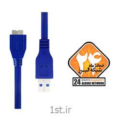 کابل USB3.0 AM to Micro USB-B  کی نت مدل K-OC901 به متراژ 1 متر