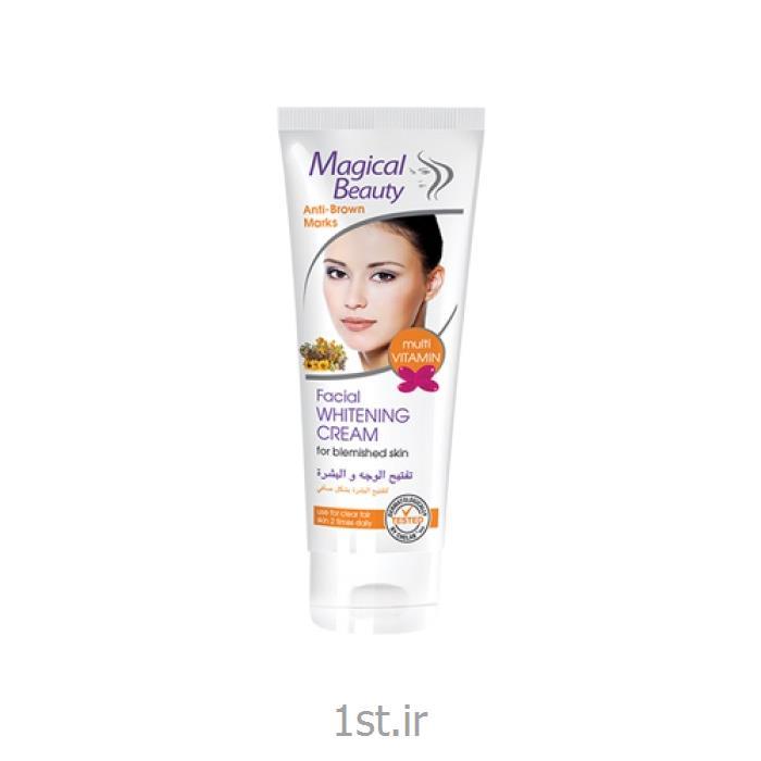 کرم سفید کننده صورت مجیک مولتی ویتامین فارماسی (Farmasi)