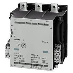 عکس کنتاکتور برق ( کلید خودکار قطع و وصل )کنتاکتور برق زیمنس 335 KW مدل 3TF68