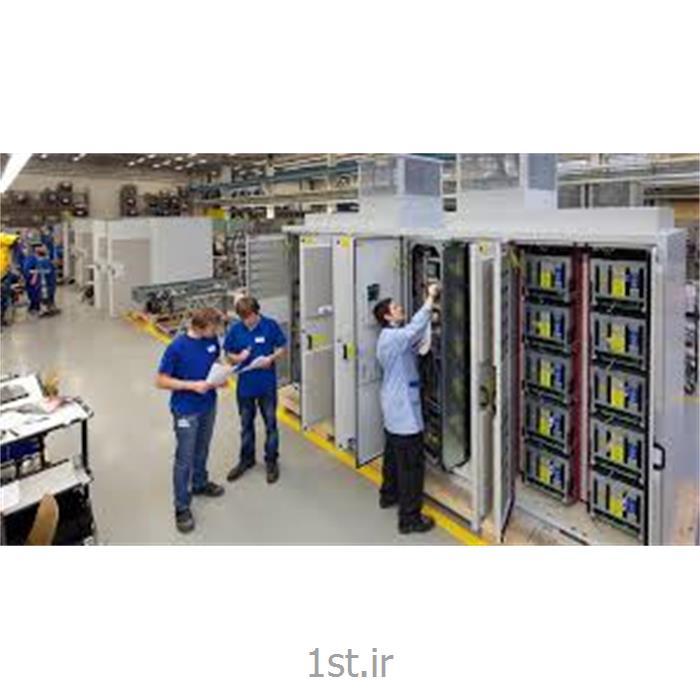 عکس تابلو برقتابلو برق صنعتی ریتال توزیع فشار ضعیف فشار قوی بانک خازن 63 KV