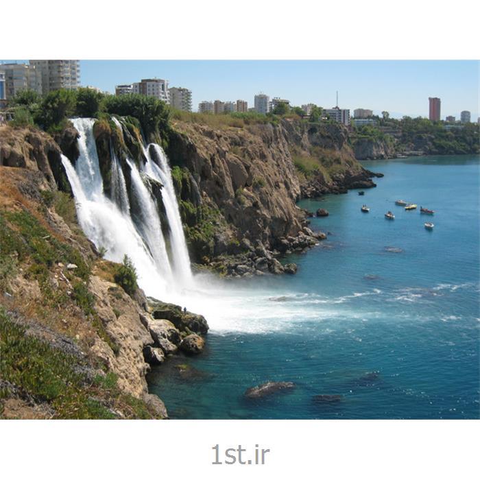 تور آنتالیا خرداد93 با پرواز قشم ایر