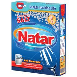 نمک فعال کننده ماشین ظرفشویی ناتار
