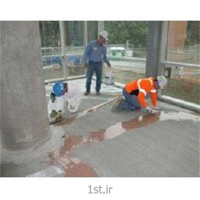 گروت اپوکسی شیمی ساختمان