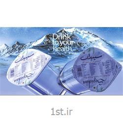 عکس آب معدنیآب معدنی 250 سی سی سپیدان پخش اصفهان