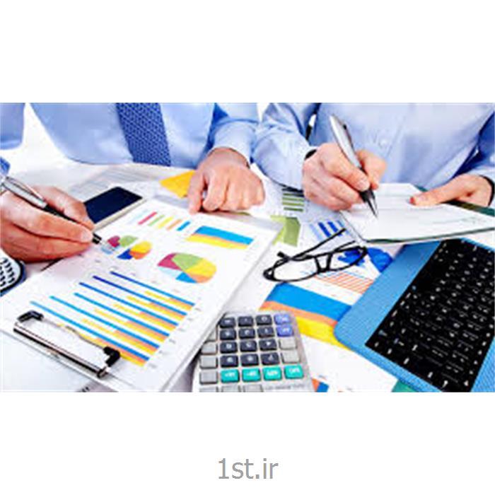 استقرار نماینده و کادر حسابداری در سطوح مختلف بر حسب نیاز شرکت