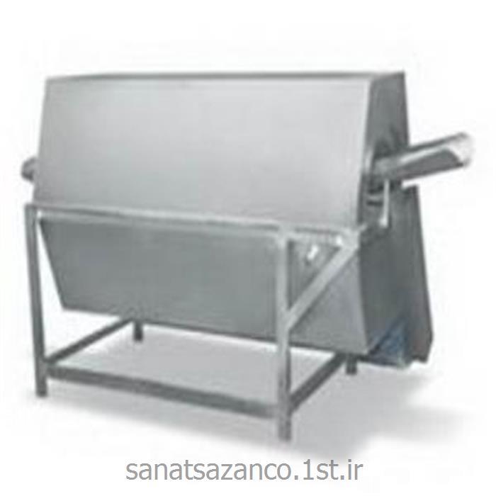 عکس ماشین آلات فرآوری میوه و سبزیجاتدستگاه شستشو سبزیجات و میوه جات (بلانچر SSN 1006 )