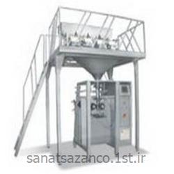 دستگاه بسته بندی چهار توزین مدل SSN4008