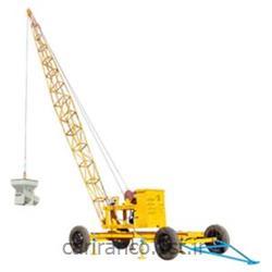 بالابر ستون ریز گردان مدل BSG 350 ( دکل 6 متر با ارتفاع مفید 4.5 متر )