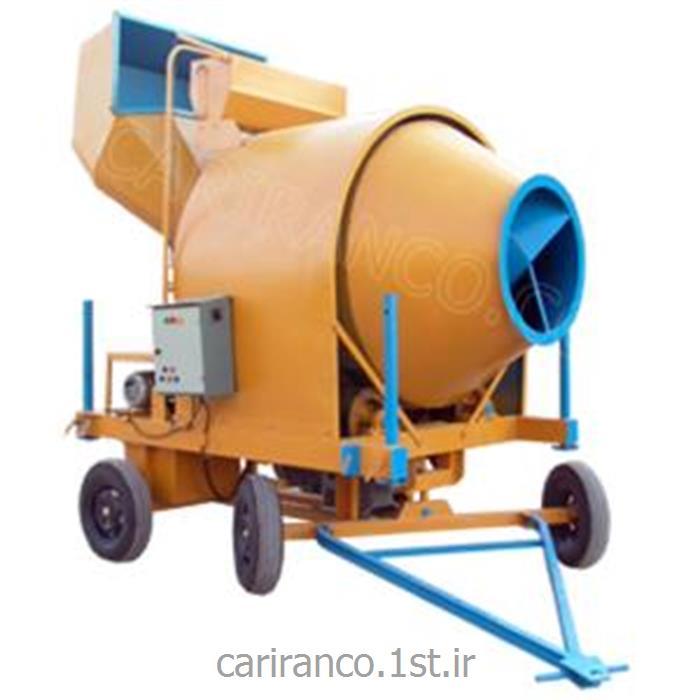 عکس سایر ماشین آلات تولید مصالح ساختمانیبتونیر ( میکسر بتن ) برقی با ظرفیت 750 لیتر مدل BH 750