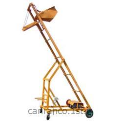 بالابر ستون ریز ریلی مدل BSR 250 ( با ارتفاع مفید 3.3 متر )