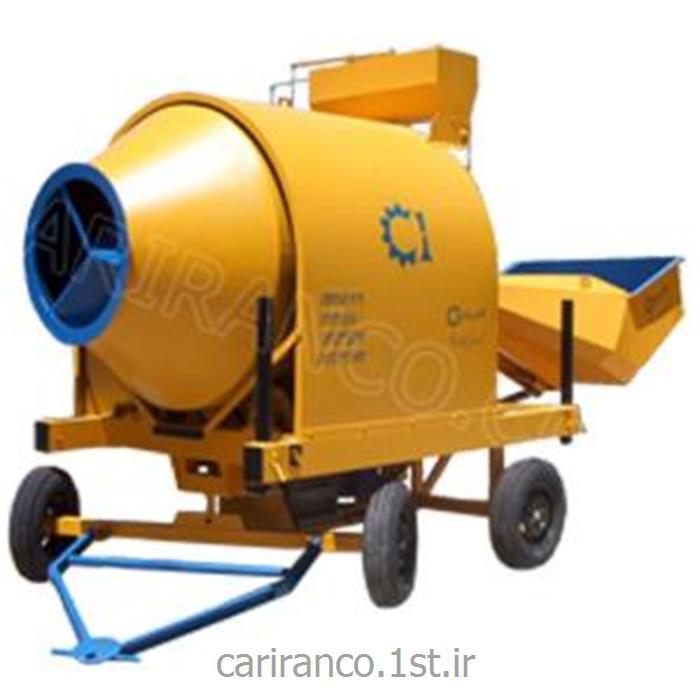 بتونیر ( میکسر بتن ) برقی با ظرفیت 1000 لیتر مدل BH 1000