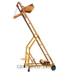 بالابر ستون ریز ریلی مدل BSR 250 ( با ارتفاع مفید 4 متر )