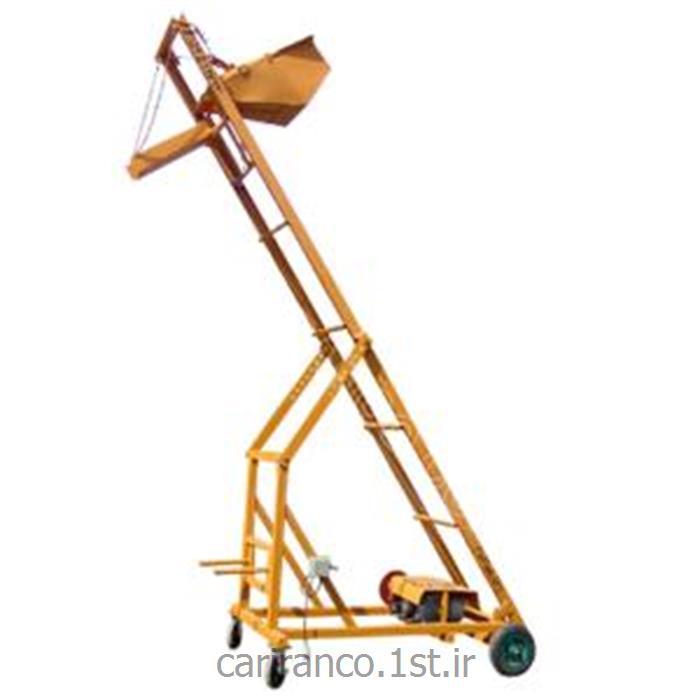 عکس سایر ماشین آلات ساختمانیبالابر ستون ریز ریلی مدل BSR 250 ( با ارتفاع مفید 4 متر )