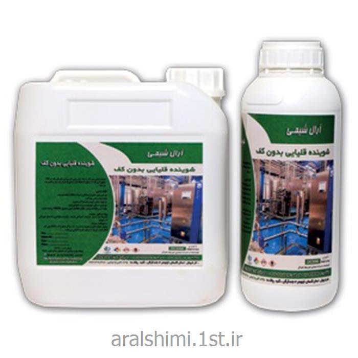 مواد شوینده صنعتی-شوینده قلیایی بدون کف