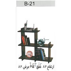 عکس قفسه و طاقچه وسایلکتابخانه تو در تو B1