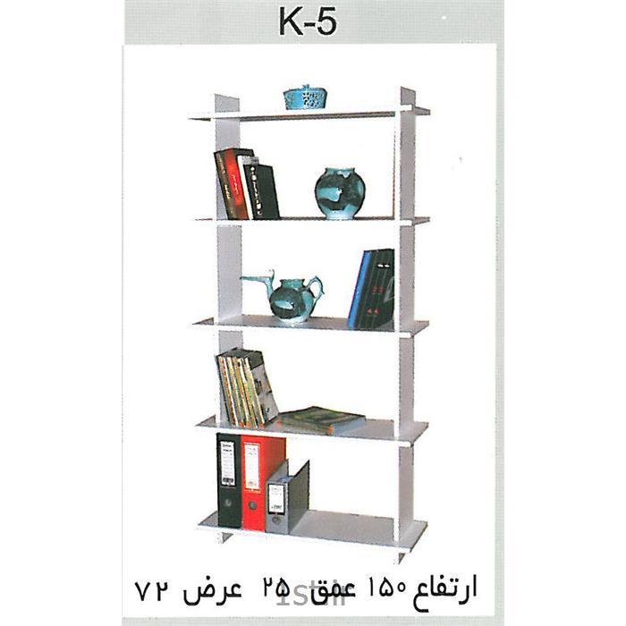 عکس قفسه و طاقچه وسایلکتابخانه تو در تو K5