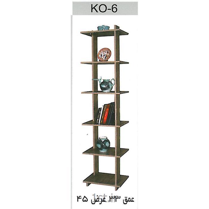 عکس قفسه و طاقچه وسایلکتابخانه تو در تو KO-6