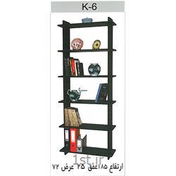 عکس قفسه و طاقچه وسایلکتابخانه تو در تو K6
