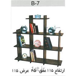 عکس قفسه و طاقچه وسایلکتابخانه تودرتو B7