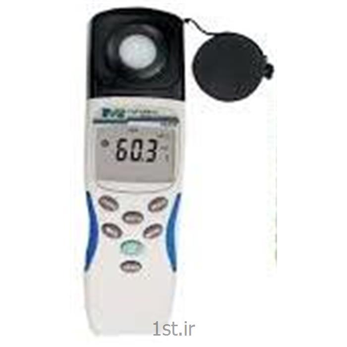عکس انبار تجهیزات اندازه گیری و ابزار دقیقدستگاه نور سنج (لوکس متر) Light meter