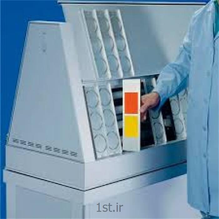 عکس انبار تجهیزات اندازه گیری و ابزار دقیقکابین تست UV با پنل دیجیتال رنگی