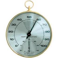عکس ابزار اندازه گیری دما و حرارتدماسنج و رطوبت سنج عقربه ای آنالوگ