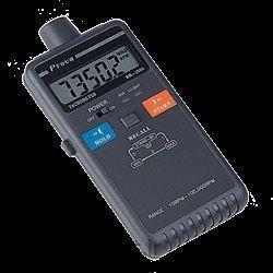 عکس انبار تجهیزات اندازه گیری و ابزار دقیقدورسنج لیزری دیجیتال Tachometer