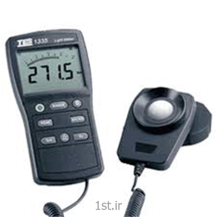 عکس انبار تجهیزات اندازه گیری و ابزار دقیقنورسنج (لوکس متر) دیتا لاگر مدل TES-1339R