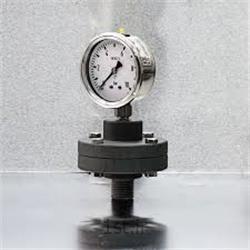 فشار سنج با دیافراگم PVC